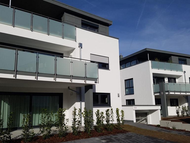 Mehrfamilienhäuser, Reutlingen