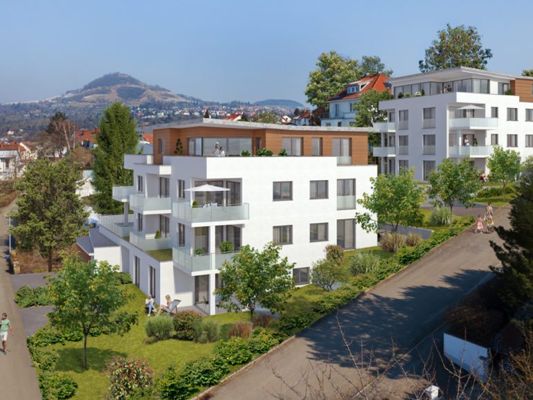 Mehrfamilienhaus, Pfullingen