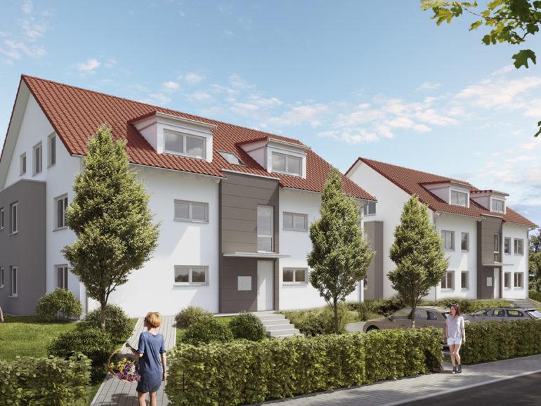 Mehrfamilienhäuser, Reutlingen-Sondelfingen