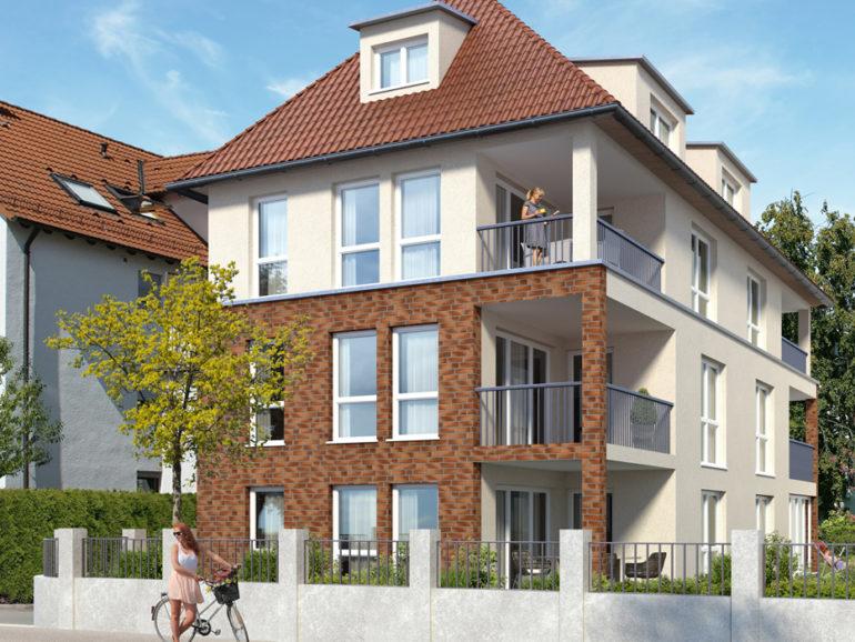 Mehrfamilienhaus, Reutlingen